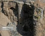 ابنیه کشف شده در والمان، احتمالا مربوط به اواسط و اواخر دوران قاجار است