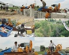 اولین پروژه قالیچه معلق ایران در مشگینشهر اجرا میشود