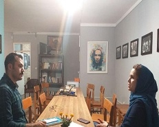 گفتوگو با «مهدیه آهنی»، صاحبامتیاز و مدیرمسئول مجلهی «بان»