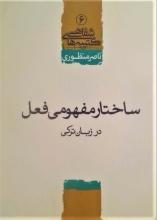 ساختار مفهومی فعل در زبان ترکی